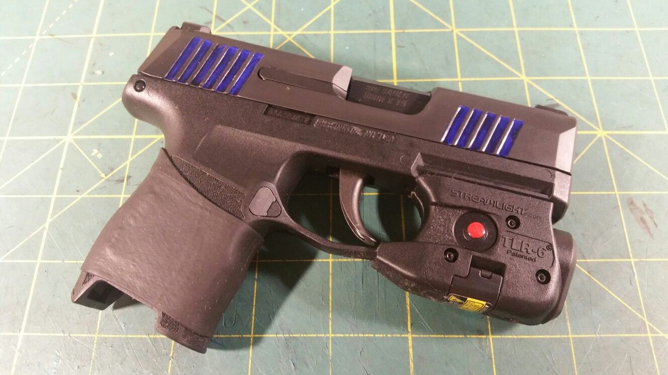 Sig p365 streamlight custom | edc | Hand guns, Edc, Guns