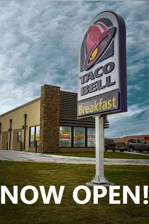 The Long Wait Is Over The Taco Bell In Willmar Is Officially Open Taco Bell Breakfast Taco Bell Tacos