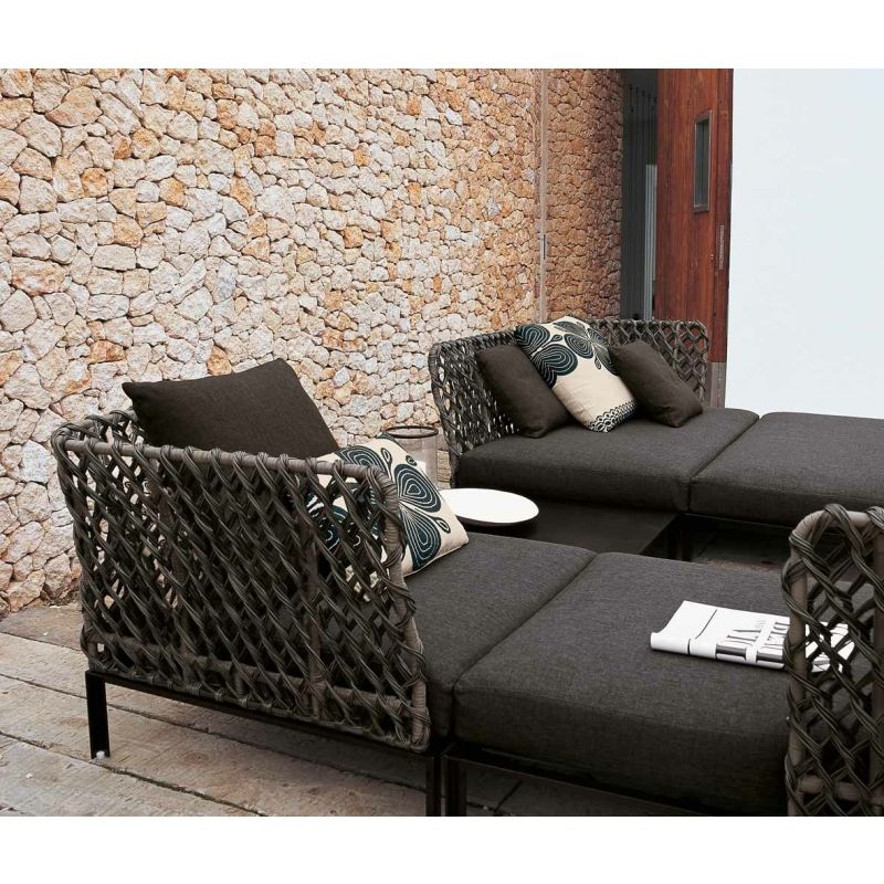 ravel modulierbares sofa von b b italia outdoor. Black Bedroom Furniture Sets. Home Design Ideas