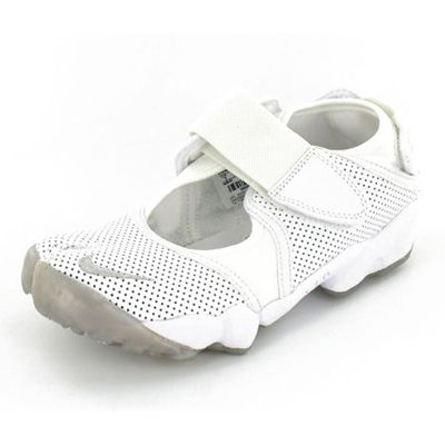 timeless design f920a 92656 Nike Air Rift (Ninja) leather White