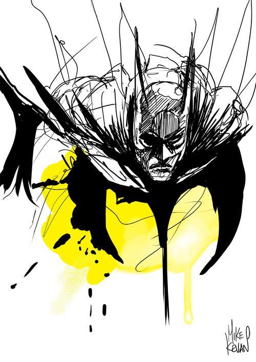 Batman by Mike Kevan