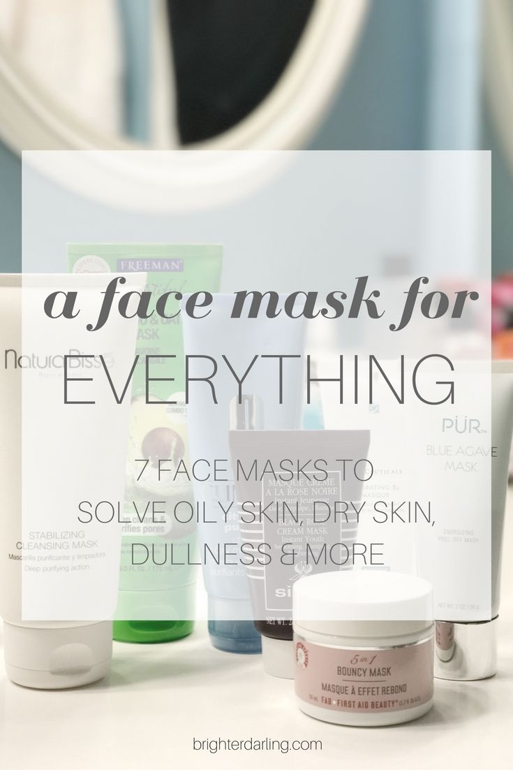 A Face Mask For Everything  Face masks Masking and Anti aging skin