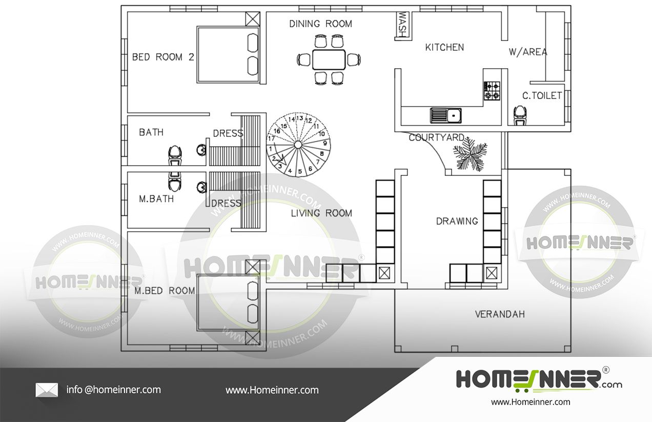 Free Kerala Home Design Below 20 Lakhs Floor Plans In 2020 Floor Plan Design Home Design Floor Plans Kerala House Design