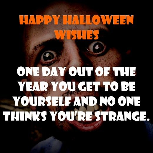 Halloween Wishes And Quotes
