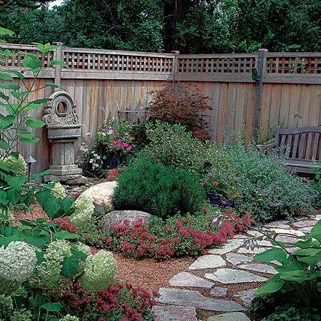 Backyard Ideas Amenager Petit Jardin Petits Jardins Jardins