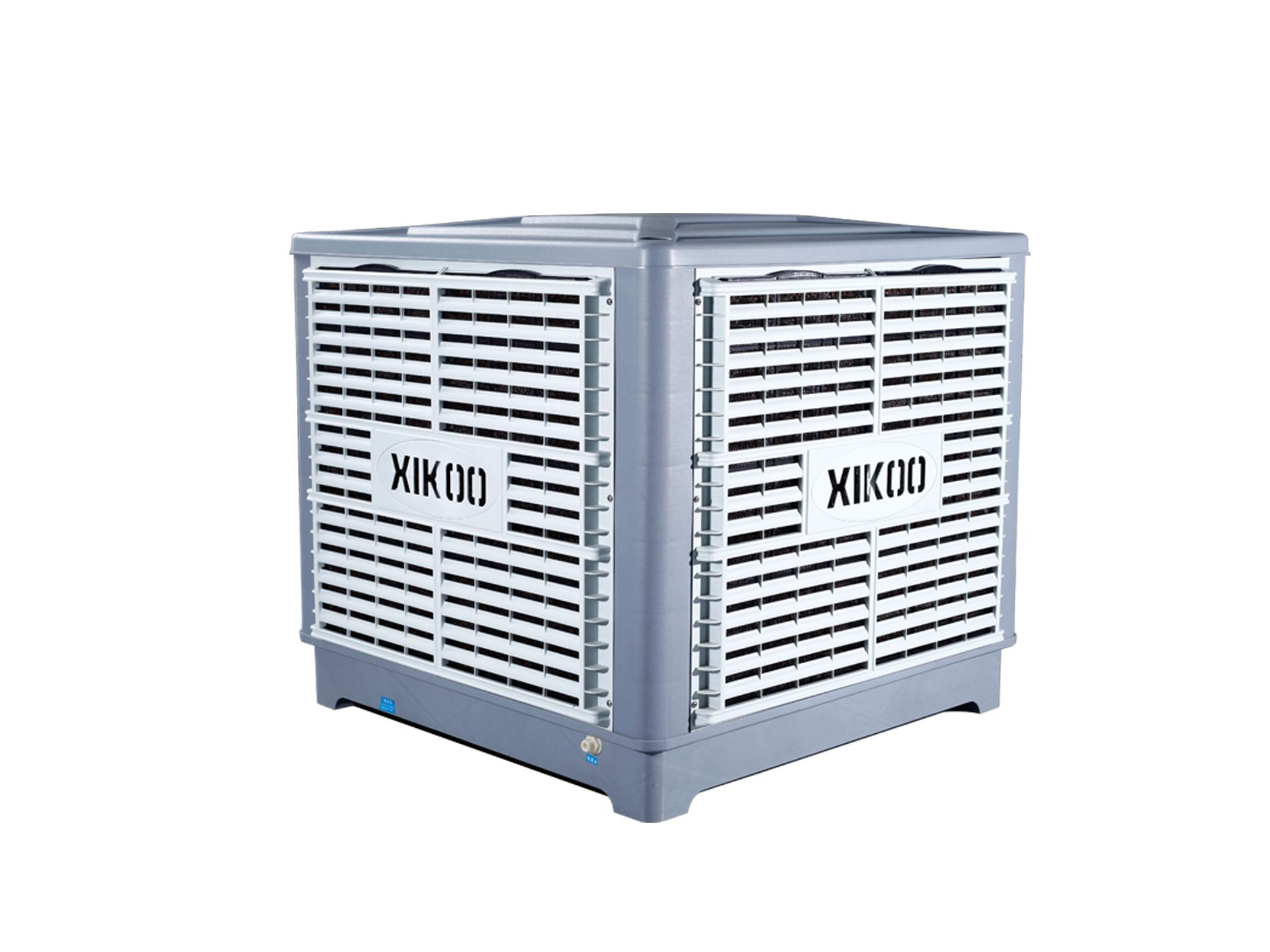 18000m³/h 1.1kw Evaporative Air Cooler for 100150㎡ Area