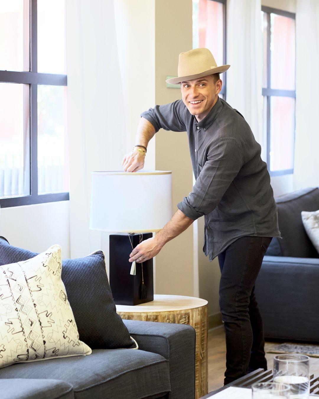 Jeremiah Brent Renovates Covenant House To Feel Like Home