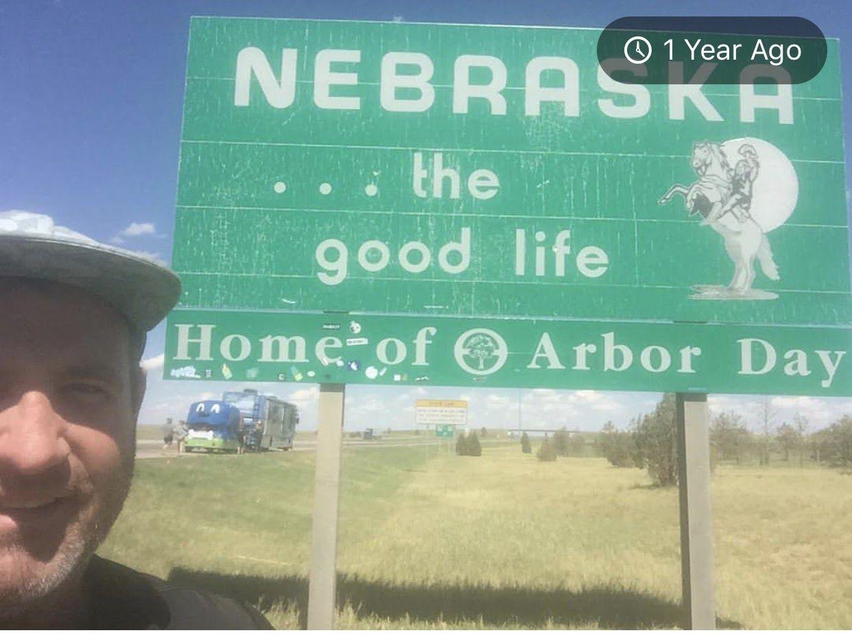 Nebraska hydrodog dogs bathetosave tour