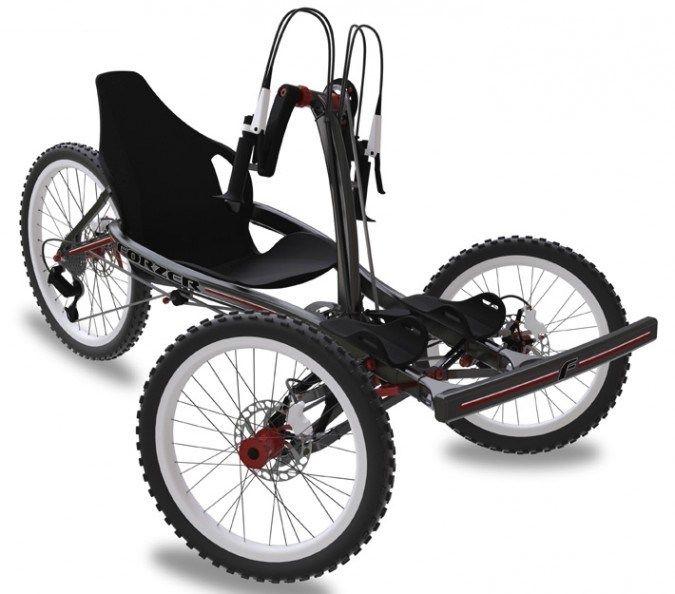 Sepeda Roda Tiga Keren Dunia Sepeda Ini Dia Modifikasi Sepeda Roda Tiga Yang Inspiratif Sepeda Roda Tiga Sepeda Desain