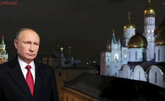 Relatório confirma tentativa de Putin de ajudar Trump