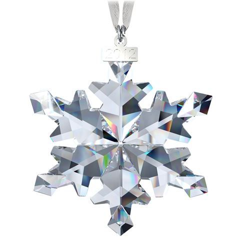 Swarovski - Christmas Snowflake Ornament 2012 - Swarovski - Christmas Snowflake Ornament 2012 Fun Things To Do In