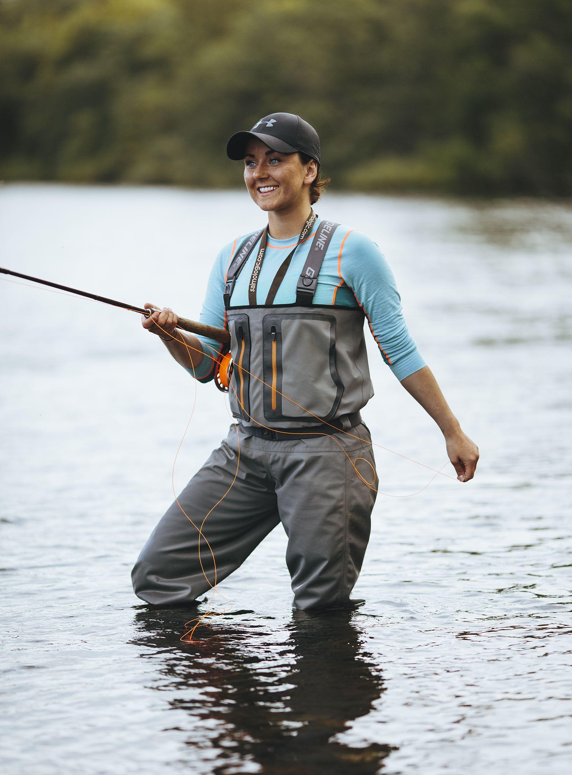 Pin On Fly Fishing Girls