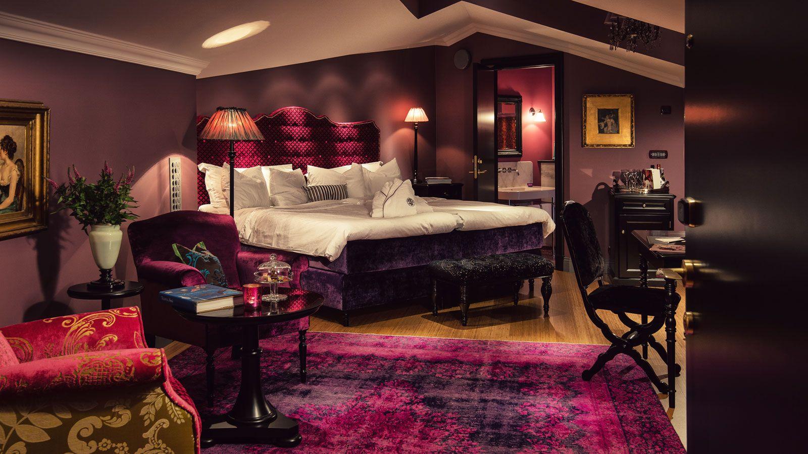 Dorsia Hotel Eccentric Interior Design Cristina Pantone Home