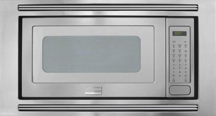 Frigidaire Professional 2 0 Cu Ft Built In Microwave Built In