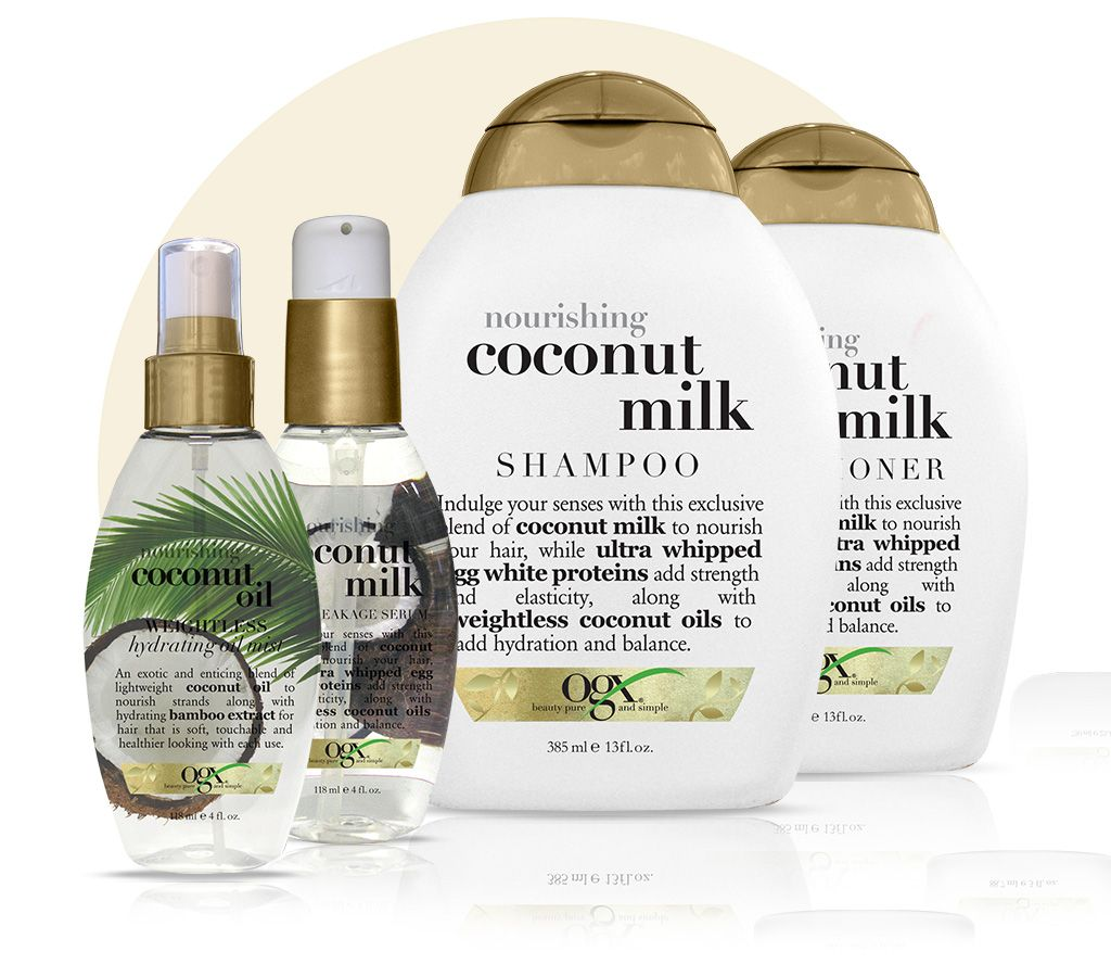 have you tried coconut milk coiffure tendance cheveux. Black Bedroom Furniture Sets. Home Design Ideas
