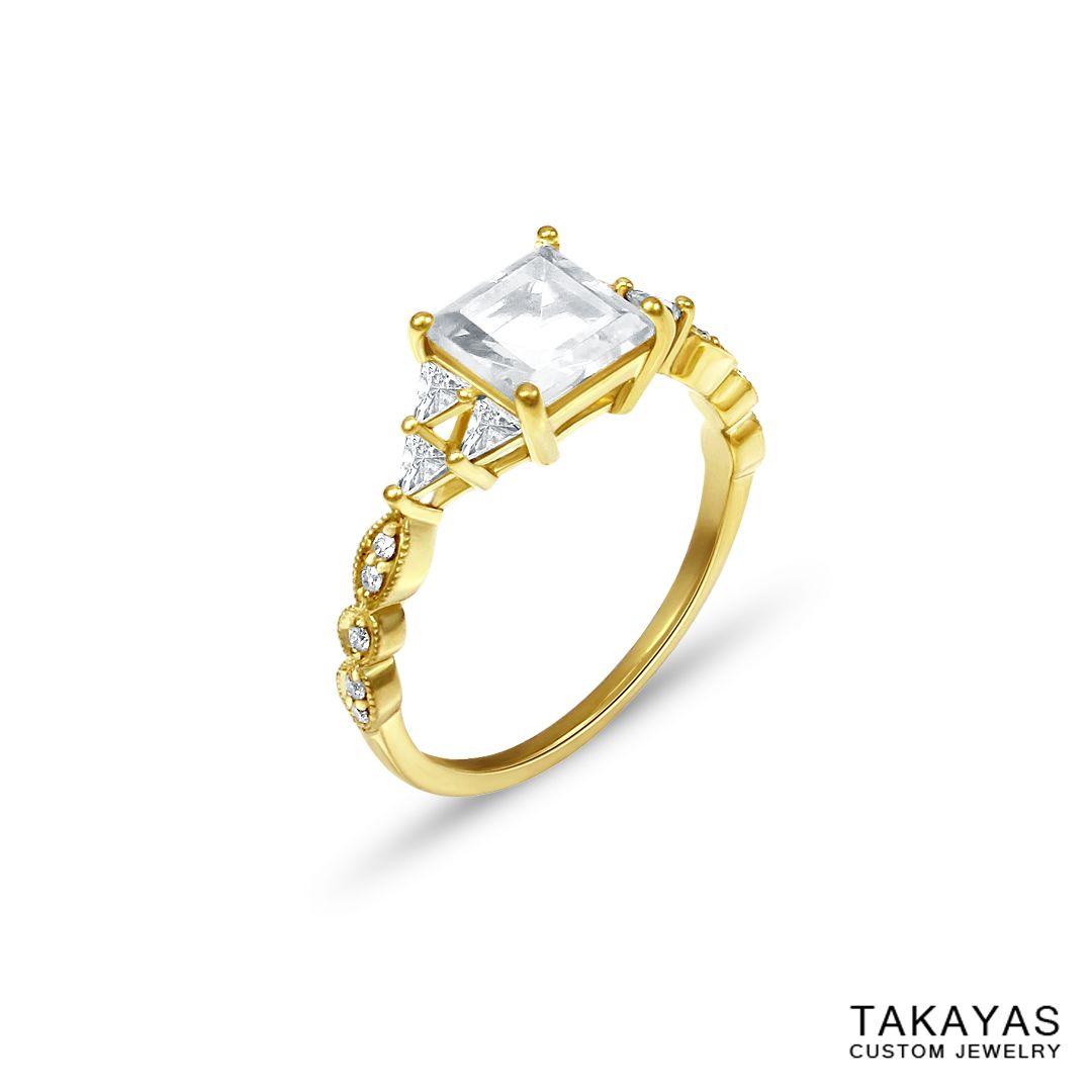 setting-moissanites-zelda-triforce-engagement-ring-takayas-custom-jewelry