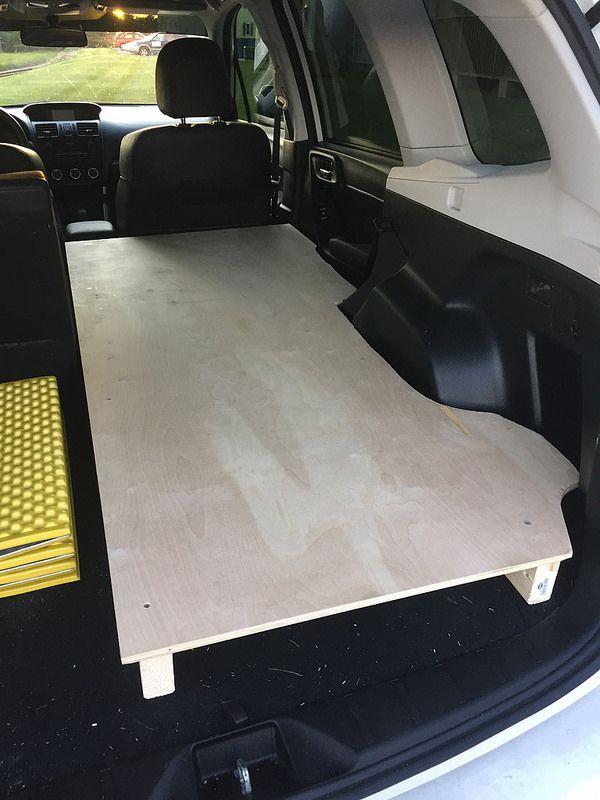 Resultado De Imagen Minivan Camping Conversion