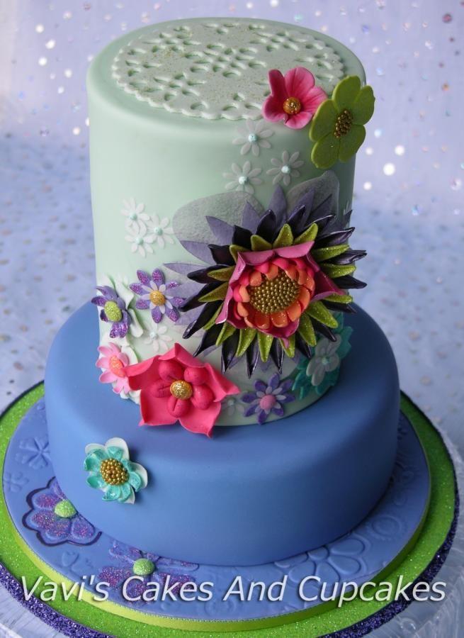Milli's Sweet Sixteen <3 - Cake by Vavijana Velkov
