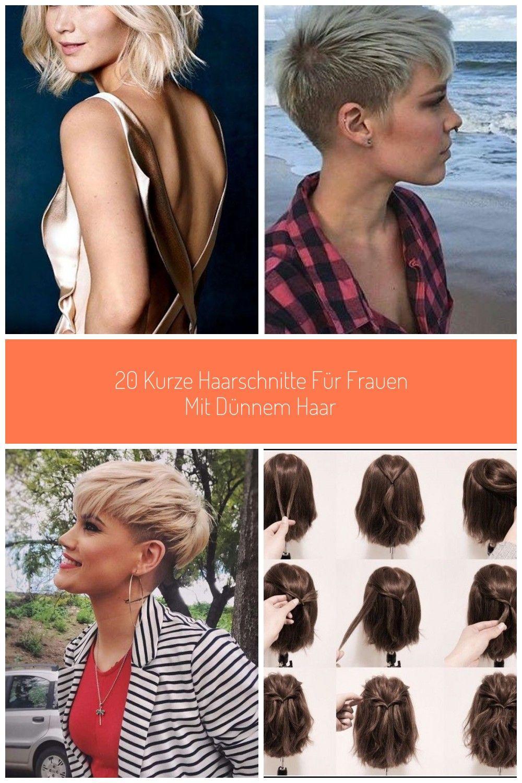 Welcher Haarschnitt Bei Dünnem Haar
