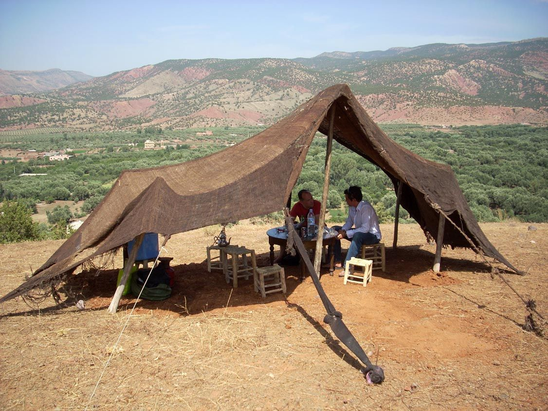 berber tent off grid ish reuse tiny ideas pinterest