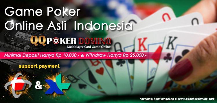 Poker Indonesia Game Kartu Penghasil Uang Asli Yang Lagi Ngetrend Poker Game Kartu