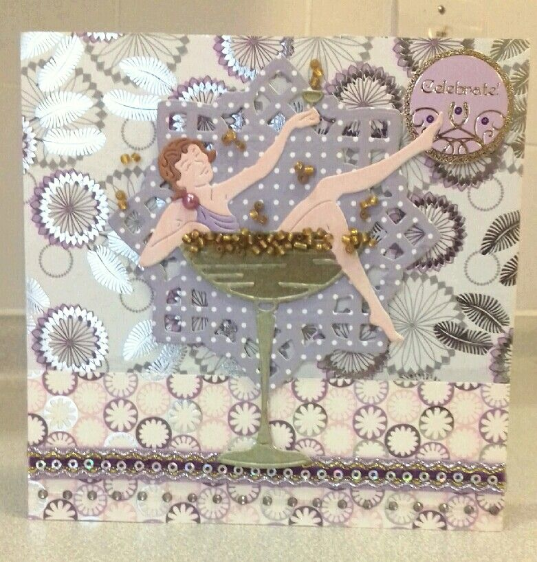 Pin by Rae Summers on Rae Makes Tattered Lace cards Pinterest