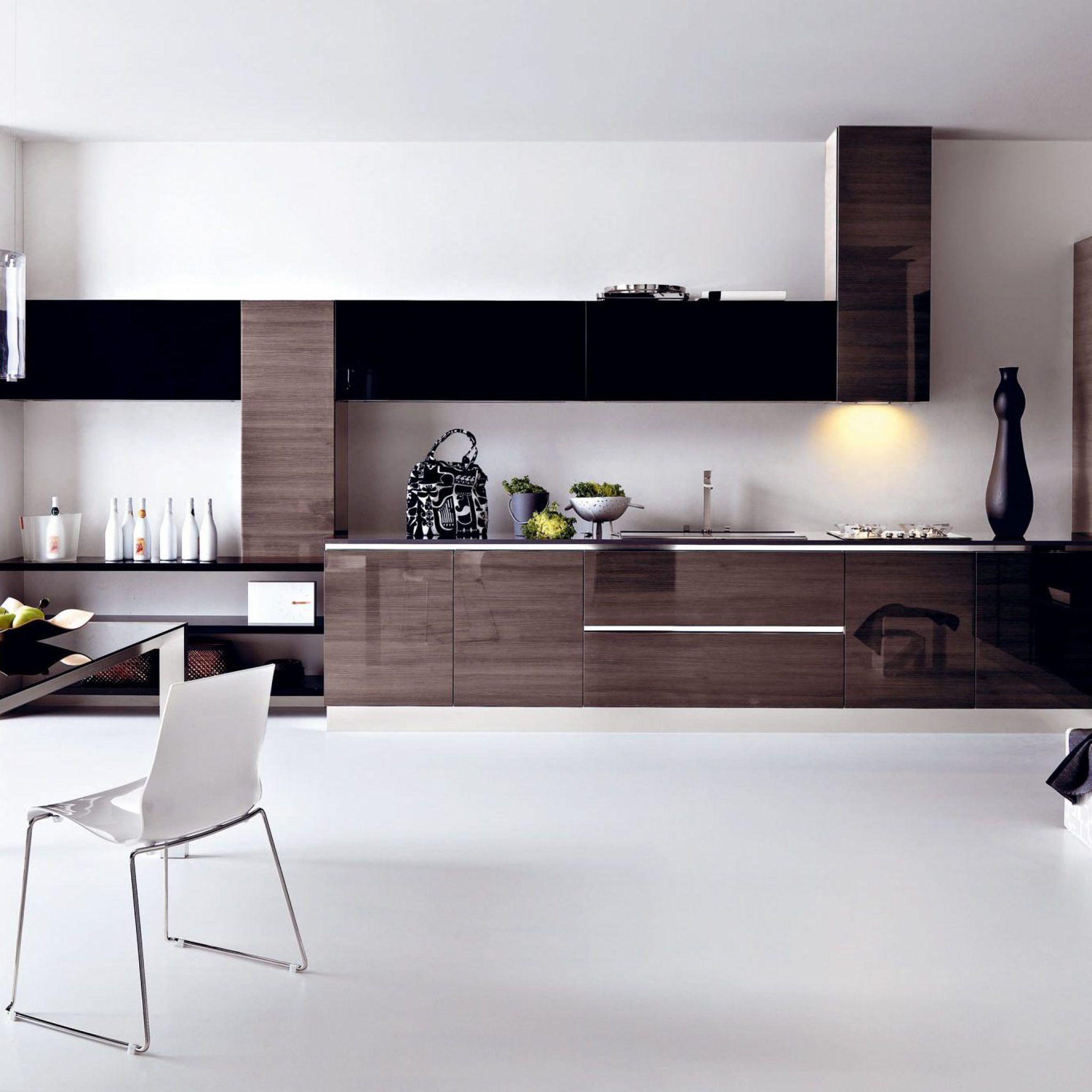 Moderne Küche Designs mit hellen Farben   Home Dekoration ideas ...