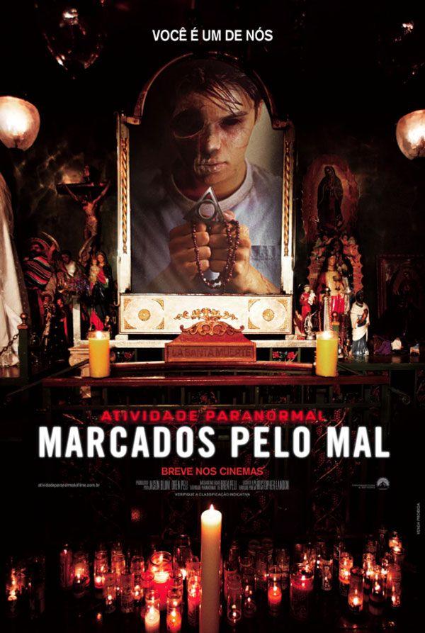 Confira O Trailer Do Filme Atividade Paranormal Marcados Pelo Mal
