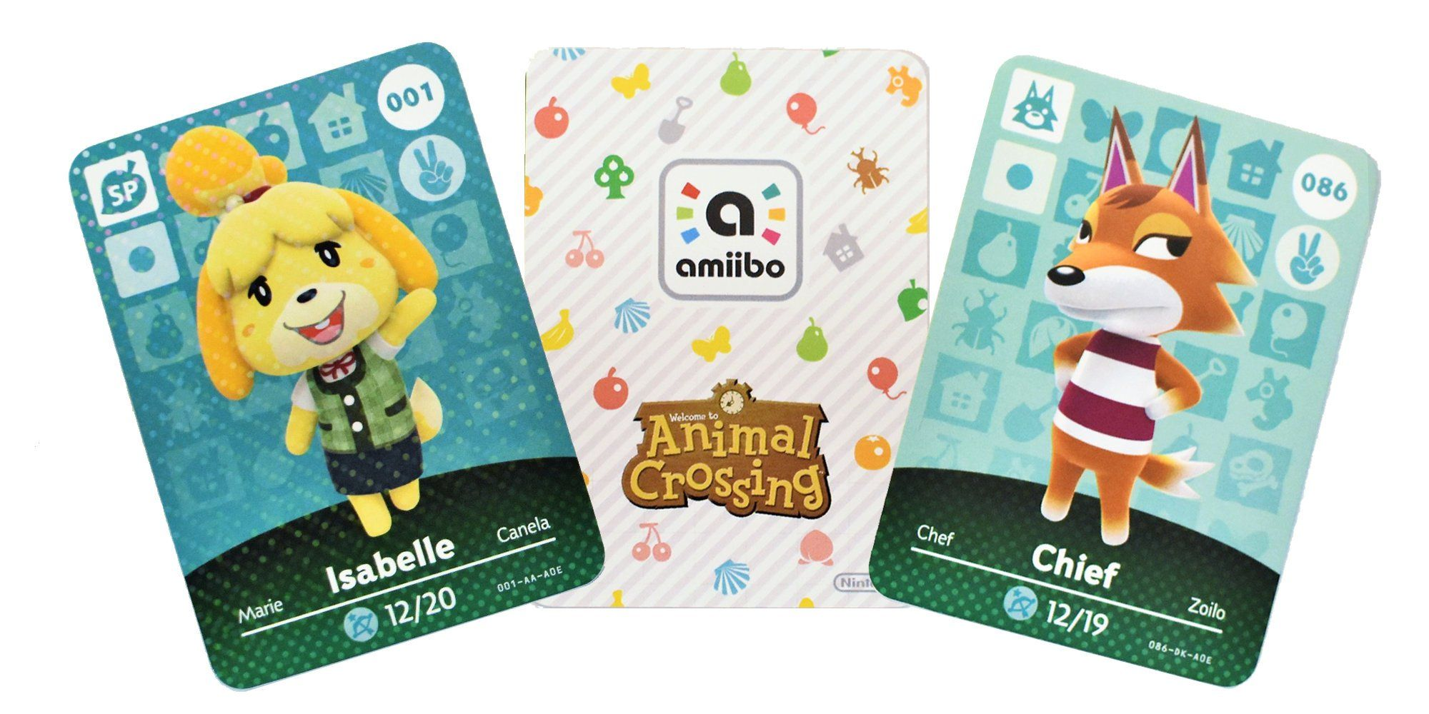 Animal crossing series 1 nfc cards etsy animal