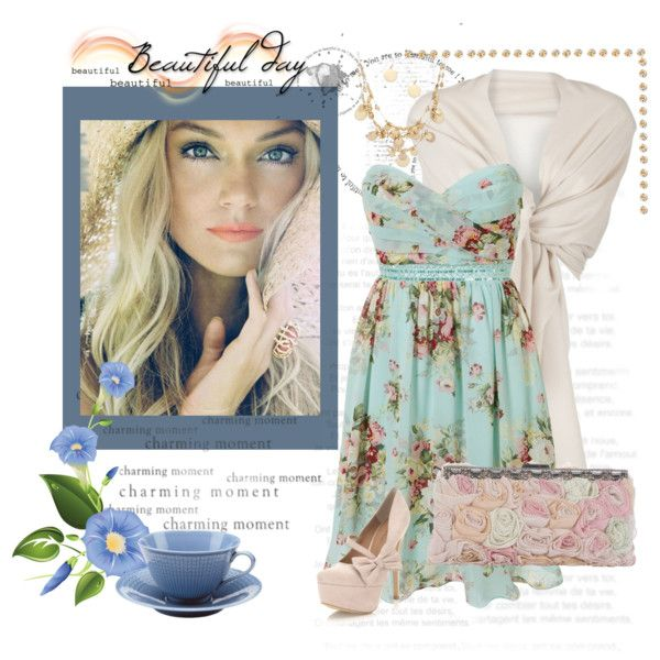 """""""Southern Charm"""" by heather767 on Polyvore"""