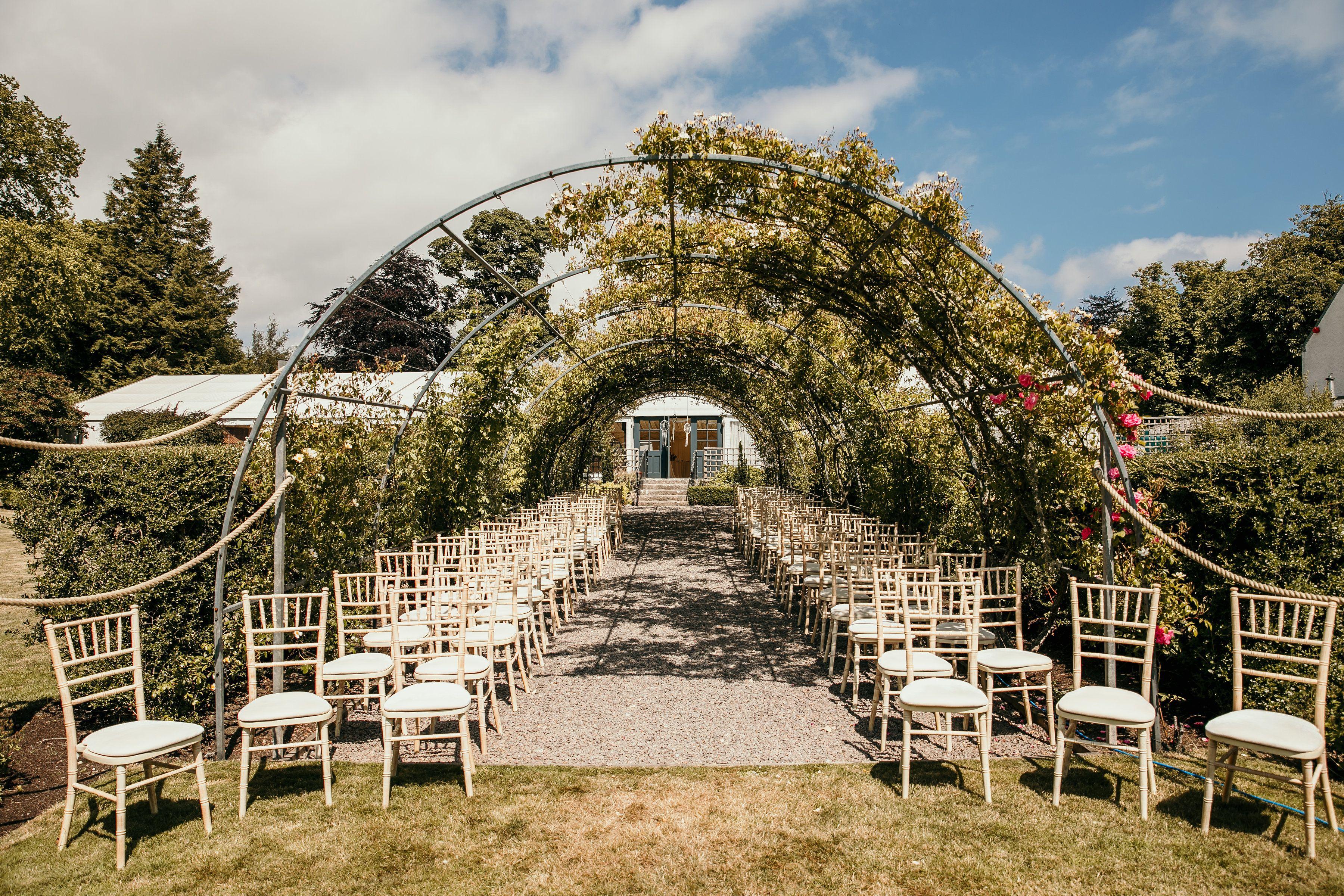 Outdoor Wedding Venue Aberdeenshire Scotland Outdoor Wedding Outdoor Wedding Venues Wedding Venues Scotland