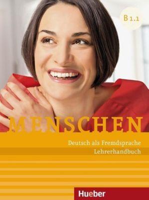 menschen deutsch als fremdsprache bd b1 1 b1 2 lehrerhandbuch b1