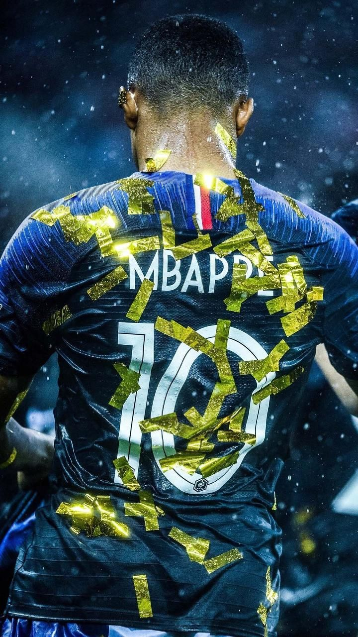 Download Mbappe Wallpaper By Raviman85 D8 Free On Zedge Now Browse Millions Of Popular France Wallpapers Football Wallpaper Football Squads Soccer Poster