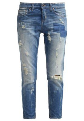 JEAN - Jeans baggy - stone