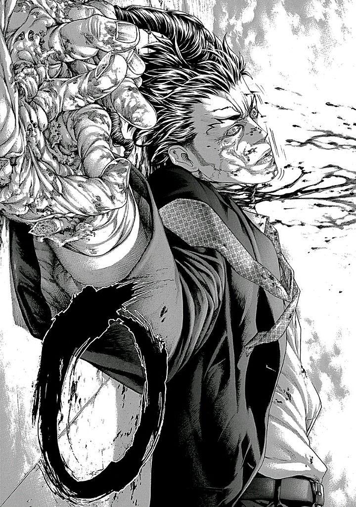 Untitled Manga Art Anime Fight Fighting Drawing