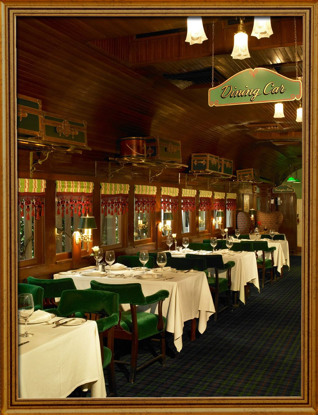 Join Us At The Iconic L A Steakhouse Pacific Dining Car In Los Angeles And Santa Monica For Breakfast Lunch Dinner Tea Late Night Supper