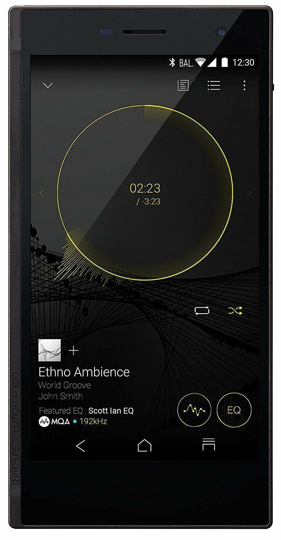 Onkyo Hi-Res Digital Audio Player Granbeat DP-CMX1 (B) 128GB von Japan Neu