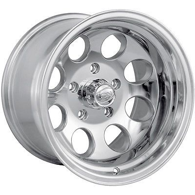 16x8 Polished Alloy Ion Style 171 8x6 5 5 Rims Open Country At Ii 245 75 16 Wheel Rims Rims Wheel