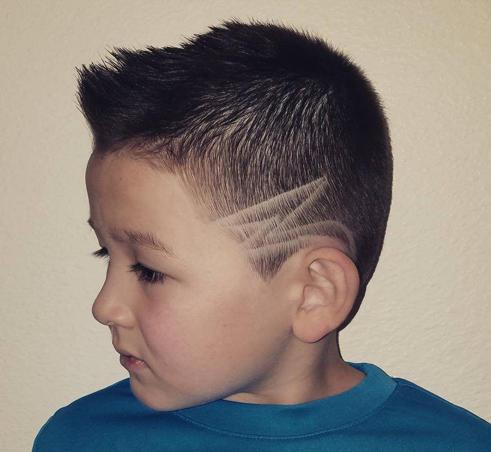 The best boys haircuts of popular styles hunter