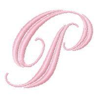 P - ©Skeldale House Machine Embroidery Designs