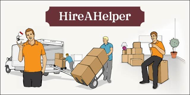 Now You Can Easily Hire Helper For Various Work Without Waste Of