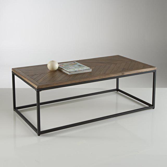 Mobilier Bois De Table BasseNottinghamMeubles SalonPlateau Ygbf67yv