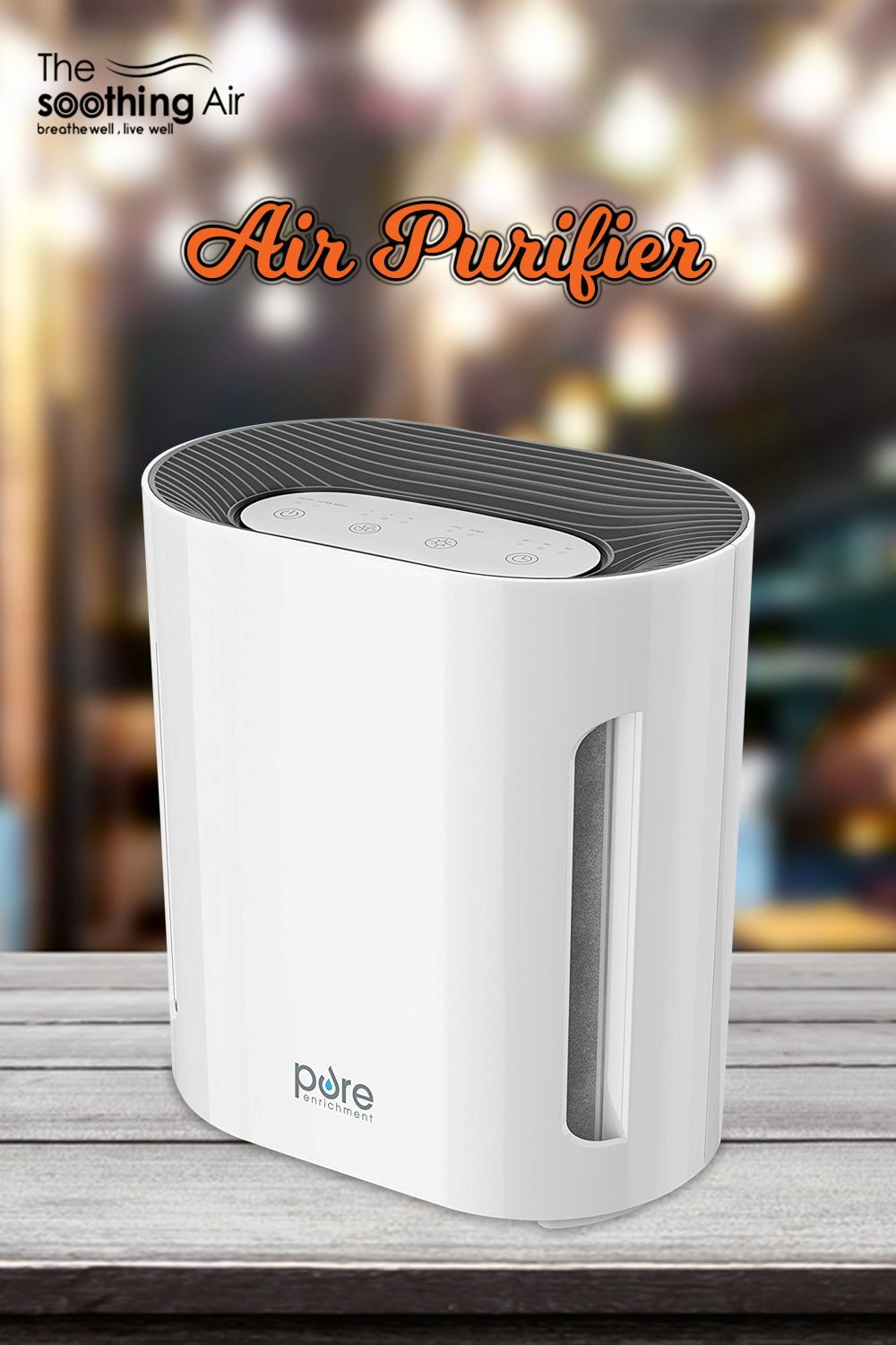 The Venta Airwasher for Allergy Sufferers Allergies