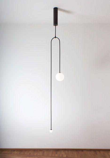Michael Anastassiades Creates Minimal Lighting Designs