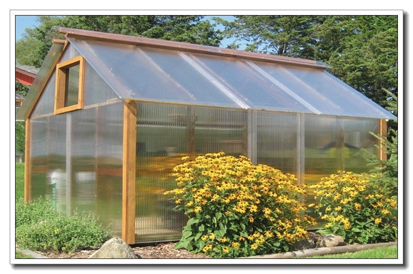 Buying Lexan Polycarbonate Film For Greenhouse Glazing