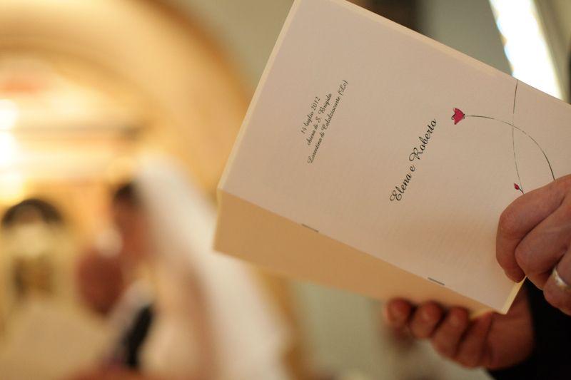 libretto del matrimonio