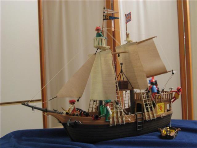 Piratenschip Playmobil 3550