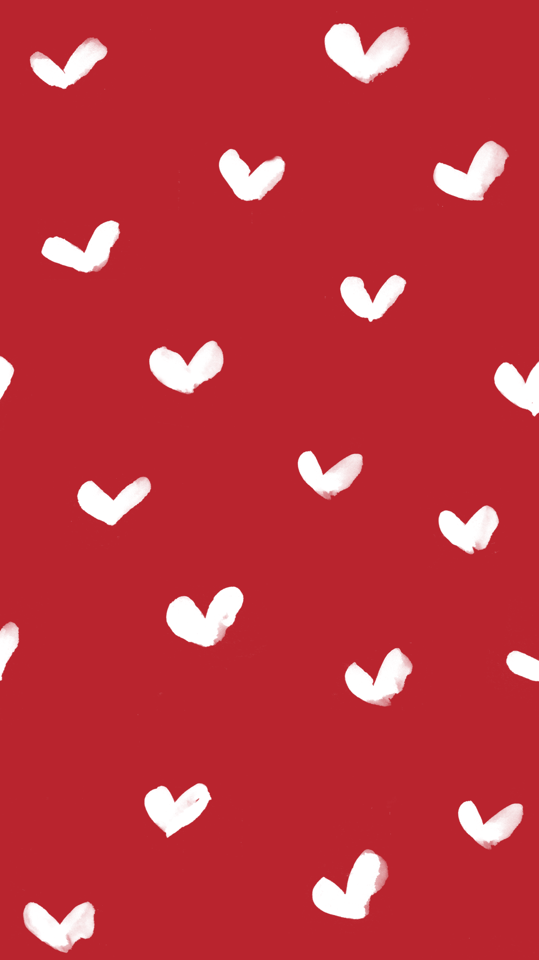 8 Free Heart Phone Wallpaper Downloads - Flirty Hearts Red