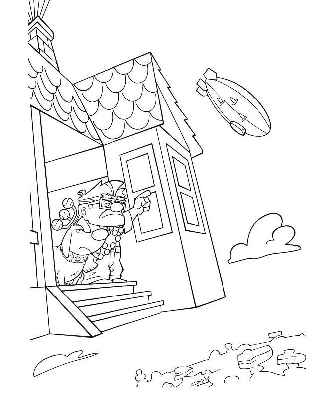 Up Coloring Pages Disney Movie Up Coloring Sheets Cartoon Coloring Pages Coloring Pages Disney Coloring Pages