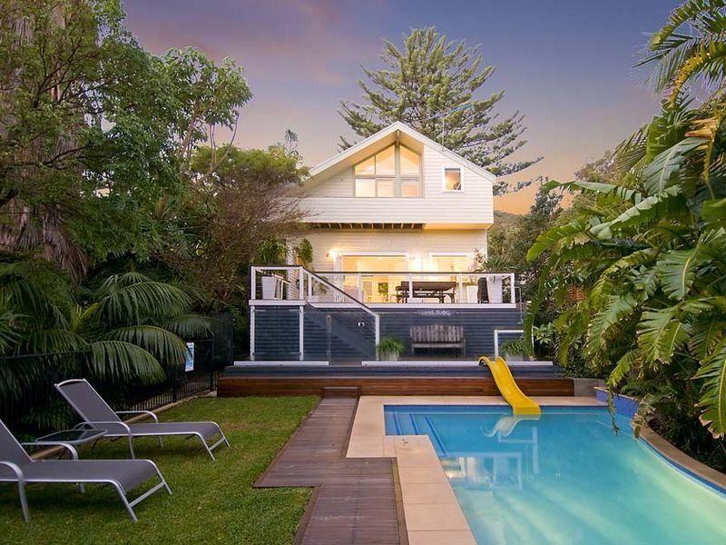 resort backyard